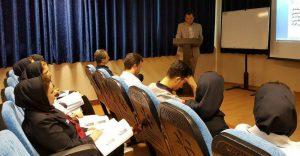 برگزاری دوره آموزشی اصول مدیریت و سرپرستی در آزمایشگاه پاتوبیولوژی رازی رشت توسط دپارتمان آموزش پویندگان بهبود کیفیت
